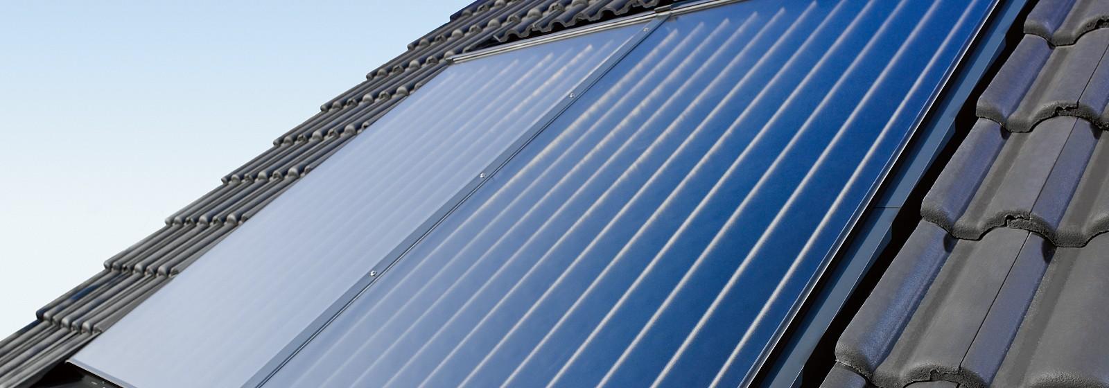 Solarthermie - massgeschneiderte Profi-Lösungen