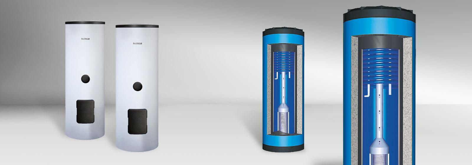 Boiler pentru instalaţii solare