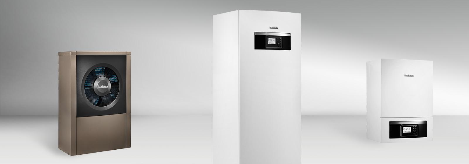 Pompa di calore Logatherm WPL..AR