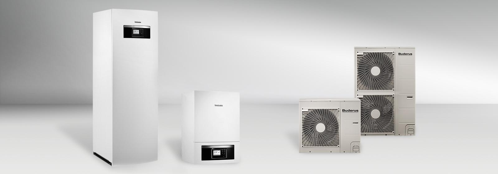 Pompa di calore split Logatherm WPLS.2